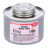 Choice 6 Hour Wick Chafing Dish Fuel - 12/Pack