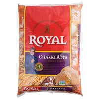 Royal Chakki Atta 100% Whole Wheat Flour - 20 lb.
