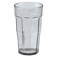Cambro LT10152 Clear Laguna Customizable Plastic Tumbler 10 oz. - 36/Case