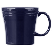 Homer Laughlin 1475105 Fiesta Cobalt 15 oz. Tapered Mug   - 12/Case