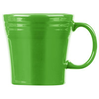 Homer Laughlin 1475324 Fiesta Shamrock 15 oz. Tapered Mug   - 12/Case
