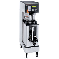 Bunn 33600.0001 BrewWISE Single Soft Heat DBC Brewer with Funnel Lock - 120/240V, 4100W