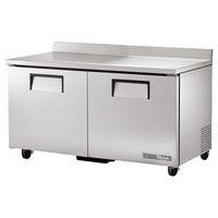 True TWT-60-HC 60 inch Work Top Refrigerator