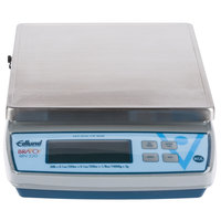 Edlund BRV-320 BRAVO! 20 lb. Digital Portion Scale with ClearShield Protective Cover