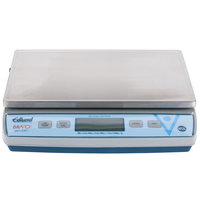 Edlund BRV-480 BRAVO! 30 lb. Digital Portion Scale with ClearShield Protective Cover