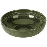 Homer Laughlin 1459340 Fiesta Sage 68 oz. Large Bistro Bowl - 4/Case