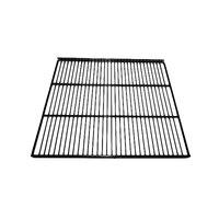 True 908819 Black Coated Wire Shelf - 20 7/8 inch x 22 1/8 inch
