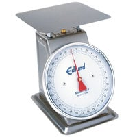 Edlund HD-2 Heavy Duty 32 oz. Portion Scale with 8 1/2 inch x 8 1/2 inch Platform
