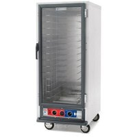 Metro C519-PFC-U C5 1 Series Non-Insulated Proofing Cabinet - Clear Door