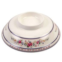 Rose 5 1/4 inch Melamine Lid for Noodle Bowl - 12/Case