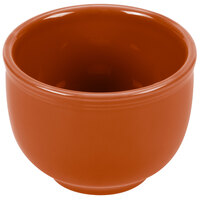 Homer Laughlin 098334 Fiesta Paprika 18 oz. Jumbo Bowl - 12/Case