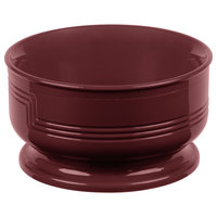 Cambro MDSB9487 Cranberry Insulated 9 oz. Bowl - Shoreline Meal Delivery System 12 / Pack