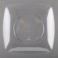 Fineline Renaissance 1506-CL 5 1/2 inch Clear Plastic Dessert Plate - 120 / Case