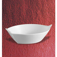 CAC RCN-BT12 White China Boat Bowl 1.5 Qt. - 12/Case
