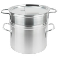 Vollrath 67708 Wear-Ever 8.5 Qt. Aluminum Double Boiler Set