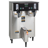Bunn 34600.0006 BrewWISE Dual ThermoFresh DBC Brewer with Funnel Lock - 120/208V, 5700W