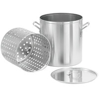 Vollrath 68269 Wear Ever 32 Qt. Boiler / Fryer Set
