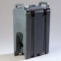 Carlisle LD500N59 Cateraide Slate Blue 5 Gallon Insulated Beverage Dispenser