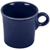 Homer Laughlin 453105 Fiesta Cobalt Blue 10.25 oz. Mug - 12 / Case