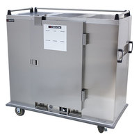 Cres Cor  EB-150A Heated Banquet Cabinet Two Door - 120V