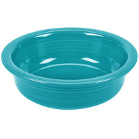 Homer Laughlin 471107 Fiesta Turquoise Large 39.25 oz. Bowl - 4/Case