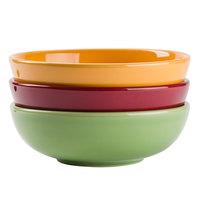 Tuxton DYB-480G DuraTux 1.5 qt. China Menudo / Pasta / Salad Bowl 12/Case