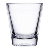 GET SW-1409 (SW1409) 1.5 oz. SAN Plastic Shot Glass - 24/Case