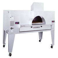 Bakers Pride FC-516 IL Forno Classico Natural Gas Brick Lined Deck Oven - 48 inch