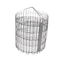 Winston Industries Inc. PS1159 Basket Clamshell 5shel