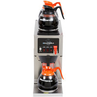 Bloomfield 9016D3F Integrity 3 Warmer In-Line Automatic Coffee Brewer - 120/240V