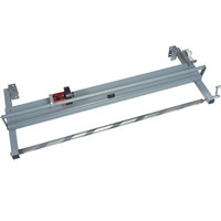 Bulman M800-48 48 inch Manual Paper Cutter for R200, Deck Towers, and Twin Towers