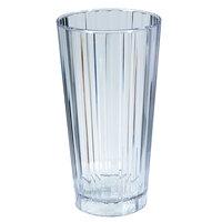 Carlisle 4363607 Clear Lafayette Plastic Tumbler 12 oz. - 36 / Case