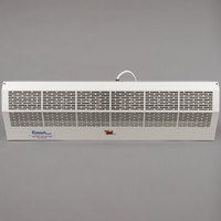 Curtron Air-Pro PC 36 inch Air-Pro White Powder Coated Air Curtain - 120V