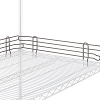 Metro L21N-4-DCH Super Erecta Copper Hammertone Stackable Ledge 21 inch x 4 inch