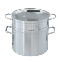 Vollrath 43047-2 Wear-Ever 8.5 Qt. Aluminum Inset for 67708 Double Boiler