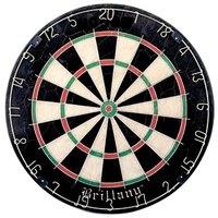 Brittany 18 inch x 1 1/2 inch Bristle Dartboard