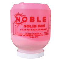 5 lb. Noble Chemical Solid Pan Detergent 4/Case