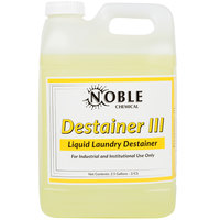 Noble Chemical 2.5 Gallon Destainer III - 2 / Case