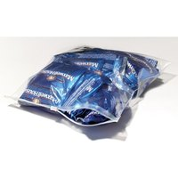 Plastic Food Bag 14 inch x 11 inch Slide Seal - 250/Case