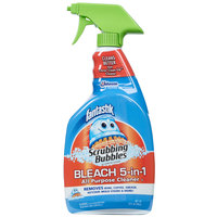 Diversey Fantastik 32 oz. Scrubbing Bubbles All Purpose Spray Cleaner with Bleach