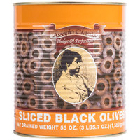 Sliced Black Olives - #10 Can