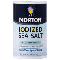 Morton 26 oz. All-Purpose Iodized Sea Salt