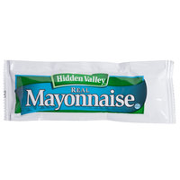 Hidden Valley 12 Gram Mayonnaise Packet - 200/Case