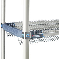 Metro DR48S MetroMax iQ Stainless Steel Drop-in Rack 24 inch x 45 7/8 inch x 5 1/4 inch