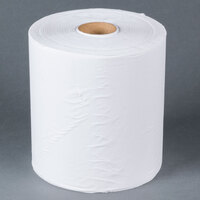 Lavex Janitorial 2-Ply White Center Pull Economy Paper Towel 600' Roll - 6 / Case