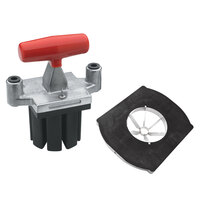 Vollrath 15058 Redco 8 Section Core T-Pack for Vollrath Redco InstaCut 3.5 - Tabletop Mount