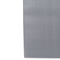 Pebbled Gray Tredlite Vinyl Anti-Fatigue Mat 24 inch Wide - 3/8 inch Thick
