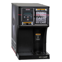 Bunn MyCafe AP AutoPOD Automatic Commercial Pod Brewer with Auto Eject Pod Disposal and Graphics Wrap (Bunn 42300.0001)