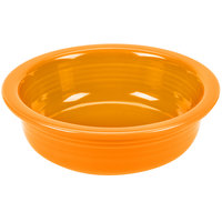 Homer Laughlin 471325 Fiesta Tangerine Large 39.25 oz. Bowl - 4 / Case