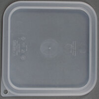 Cambro SFC2SCPP190 Translucent 2 and 4 Qt. Camwear Seal Cover